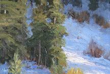 Contemporary Plein Air Paintings - Group Board / This is a group board for contemporary plein air painters to share their work. Please keep posts relevant to plein air painting. Duplicate posts will be removed.  To be added to the group, send me a PM or comment on the latest post by me.