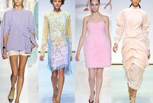 SS13 - Colour Rush / Lots of beautiful spring summer pieces and images that sum up this season's trends! / by Tights Please