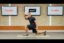 20 min exercise