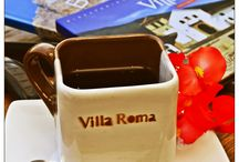 Hotel villa Roma. / Hotel Villa Roma