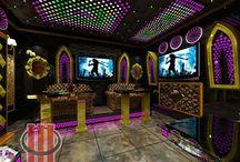 Phong cách thiết kế phòng karaoke đẳng cấp nhất hiện nay.