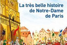 Allez visiter Notre Dame !