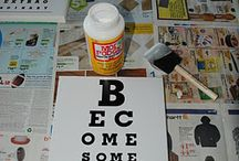 Eye chart quotes