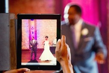 Geek Chic Weddings / 2014 Trend: Tech touches, drinks served in beakers, and more!