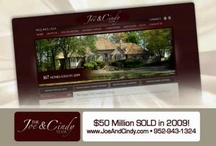 Our Top Real Estate Team and Homes Sold / The Joe and Cindy Team are one of the Elite Real Estate teams in the Southwest Suburbs of the Twin Cities.  They specialize in Eden Prairie, Chanhassen, Minnetonka, Lake Minnetonka and Victoria. www.JoeAndCindy.com