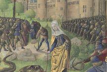 Święta Marta w średniowieczu   Saint Martha in Middle Ages
