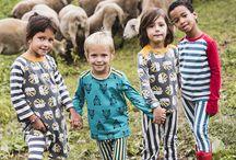 Invierno AW15/16 / Una colección inspirada en la vida en la granja. Fresca, colorida y cómoda.