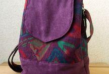 Kabelko-batůžky 2 v 1 / handbags-backpacks 2 in 1