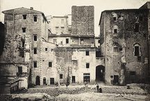 Firenze Archivolti/Archi / Raccolta di immagini storiche e moderne dei vicoli della città
