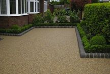 Driveway and paving