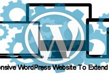Responsive WordPress Website / PSDtoWordPressExpert provides responsive WordPress website service at the competitive rates. Get hand coded, w3c valid responsive WordPress website service from psdtowordpressexpert.com. / by PSDtoWordPressExpert .