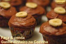 cupcake para as crianças