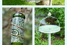 Upcycling ideas for Birds