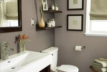 Designs / interior designs Curtains Bathroom