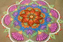 Patterns/Rangoli