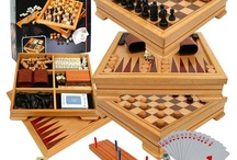 Games & Chess sets / by Karen Dionis