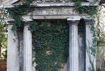 Resting Places~Graves, Cemeteries