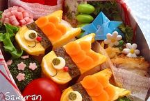 Fun Food: Bento / by Isabelle Carrier