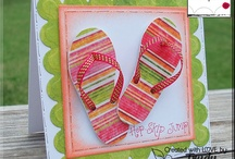 Card Making / Card layouts, ideas, how tos and products for card making. / by Kathy Friedlander