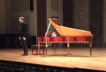 Kris Bezuidenhout with Paul McNulty piano