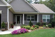 Curb Appeal / Exterior home staging