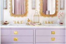 Bathing Beauties / Stylish bathroom inspriations