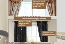 References / This board has great tips and estimators for draperies and upholstery.