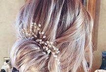Hairstyles I love - bun updo