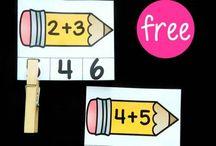 1st grade  maths