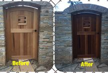 Windows and Doors / Sprucing up the windows of your home adds to the its appeal.  our company works hard to make this happen. Check us out to see more!