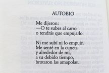 Poetry / Poesía