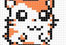 Pixel Arts Hechos