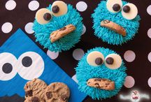 Sesame Street Birthday Party Ideas for Matty's 1st Birthday!  / by Betsy | JavaCupcake