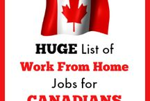 Self employment, work from home