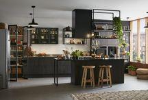 Uusi koti keittiö