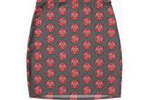 Clothing Design / Ninth Street Design clothing available on RedBubble, Teepublic, & Society6