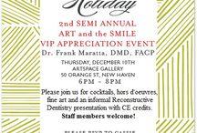 2nd Semi Annual Art & Smile Event