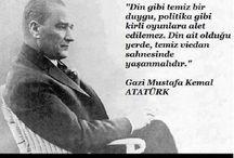 Türkiye ve Atatürk