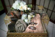 seserahan hantaran / wedding gift wrap