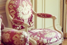 Chairs, couches, ottomans / by Beth Graham