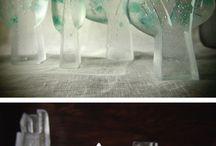 glas huse