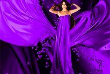 *    ✨   ⚫   Фиолет   * пурпур* сиреневый* и   *  индиго *