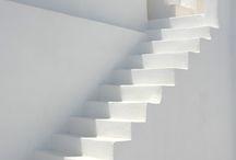 stairs / by Debra
