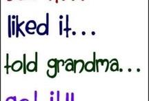 Grandma / by Debra Beard