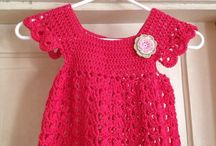 crochet dresses/tops/undercoats