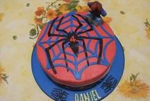 Spidermancake
