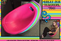 Alternative Seating Ideas / Alternative seating is all the rage!  Here are some ideas to get started!