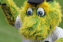 Major League Baseball Mascots