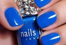 Nails - trying something new