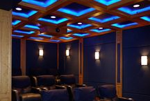 Home Theatres / Pictures and Ideas for Home Theatres
